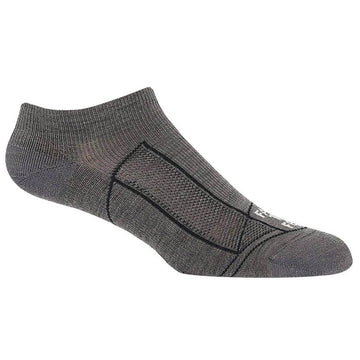 Farm to Feet Men's Socks - Greensboro Multisport Lowcut, Dark Shadow | 8563-021-DS