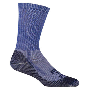 Farm To Feet Crew Socks - Boulder No Fly Zone Surf The Web | F5315-072MD