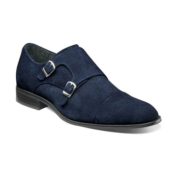 Stacy Adams 25103-415 Men's Slocomb Navy Loafer