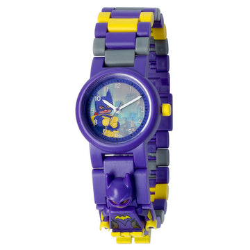 Lego 8020844 Batman Movie Batgirl Kids Plastic Strap Watch