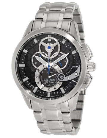 Citizen AT2060-52E Men's Eco Drive Chronograph Sports Watch