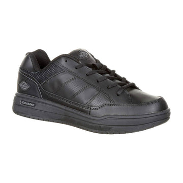 Dickies Men's Work Shoes - Slip Resisting Black Athletic Skate |SR4215