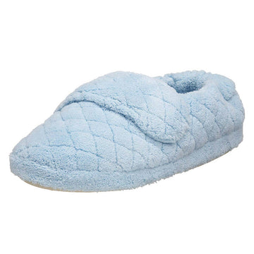 Acorn Women's Slipper - Spa Wrap Powder Blue | A10631