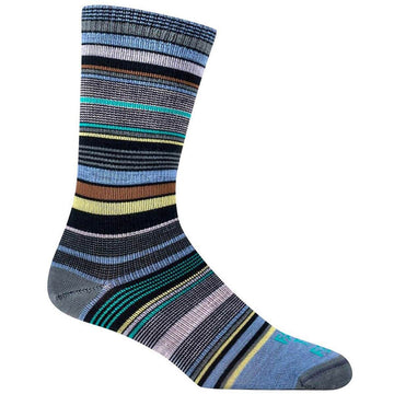 Farm To Feet Crew Socks - Ithaca Ultra Lightweight, Balsam | 8982-050-BSNG