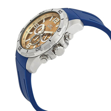 Invicta 24006 Men's Pro Diver Tan Dial Chronograph Watch