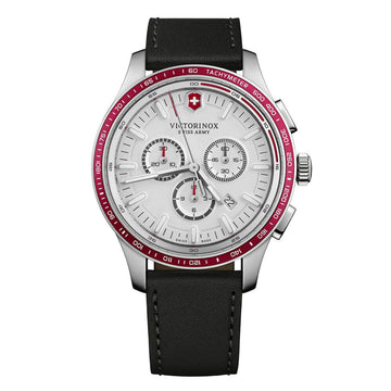 Victorinox Swiss Army Strap Watch - Men's Alliance Sport Chronograph | 241819