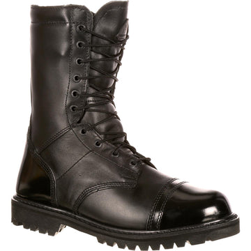 Rocky Men's Boot - Black Leather | 2095-W