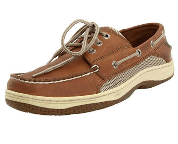 Sperry 0799320 Men's Billfish Dark Tan 3-Eye Boat Shoe