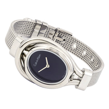 Calvin Klein K5H23121 Women's Belt Mesh Bracelet Swiss Watch