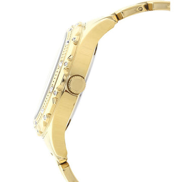 Guess W0442L2 Women's Yellow Bracelet Iconic Signature Crystal Watch