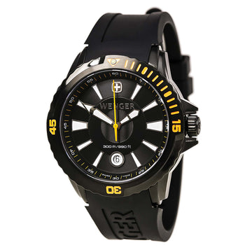 Wenger Men's Swiss Made GST Series Dive 300M Watch 78275