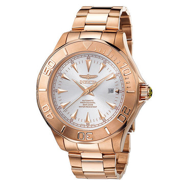 Invicta 7111 Men's Signature Ocean Ghost Automatic Rose Gold Watch