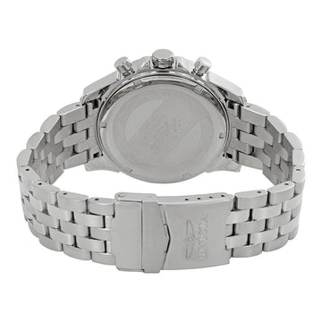 Invicta Men's Chronograph Watch - Signature Silver Dial Steel Bracelet | 7096S