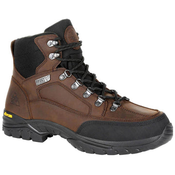 Rocky Men's Outdoor Boot - Deerstalker Sport Waterproof Brown Wide | RKS0427-W