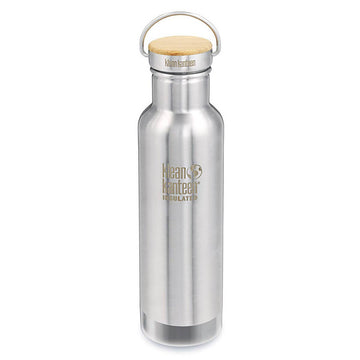 Klean Kanteen Bottle - Reflect Insulated Stainless Steel and Plastic Free, 20oz