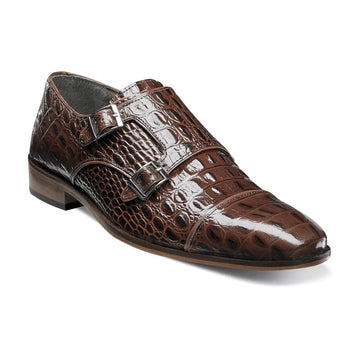 Stacy Adams 25117-221 Men's Golato Cognac Shoe