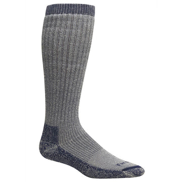 Farm To Feet Wader Socks - Cedar Falls Wooly Blue Over The Calf | 8553-416-WBUSB