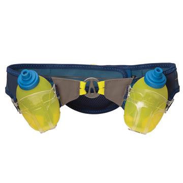 Nathan 4627NUS Speed 2R Auto-Cant Hydration Belt, Blue, Small