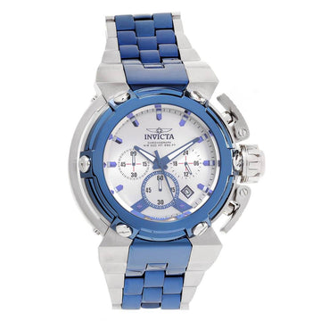 Invicta Men's Chronograph Watch - Coalition Forces X-Wing Silver Dial Dive | 25728