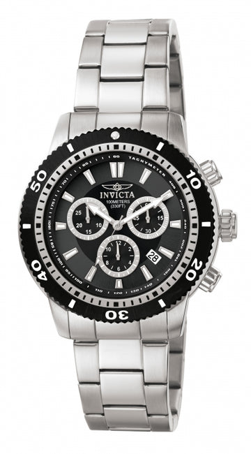 Invicta Men's Specialty Chronograph Quartz Watch - Stainless Steel Bracelet | 1203