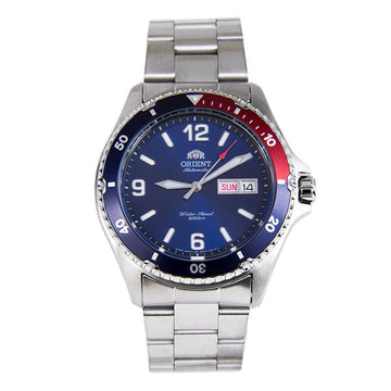 Orient AA02009D Mako II Men's Blue Dial Automatic Dive Watch
