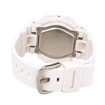 Casio BA110GA-7A1 Women's White Resin Strap Alarm Quartz Baby-G Ana-Digital