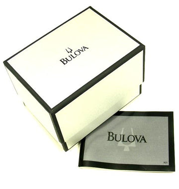 Bulova Travel Alarm Clock B6810