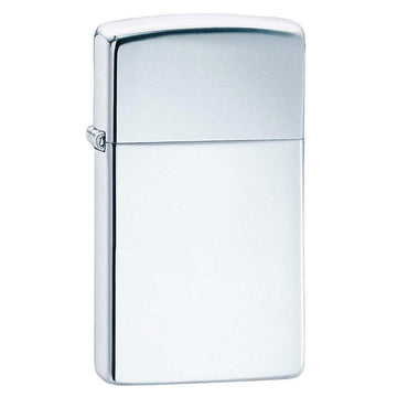 Zippo Windproof Pocket Lighter - Slim Armor High Polish Chrome | 1606