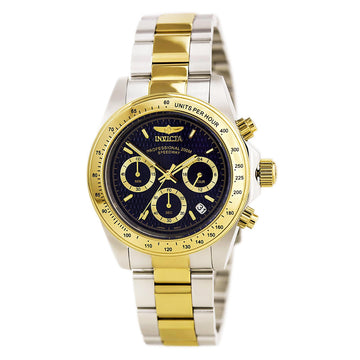 Invicta Men's Signature Chronograph Two Tone 7115 Watch