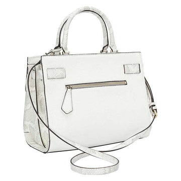 Guess VG621606 White Multi Pebbled Cate Women's Faux Leather