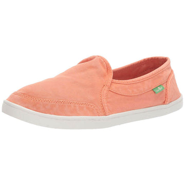 Sanuk Women's Slip-on - Pair O Dice Coral Medium | 1013816-CORL
