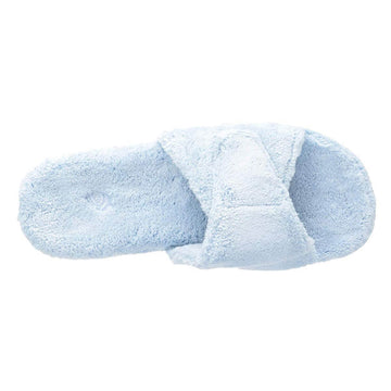 Acorn Women's Slipper - Spa Slide II Powder Blue | A10155