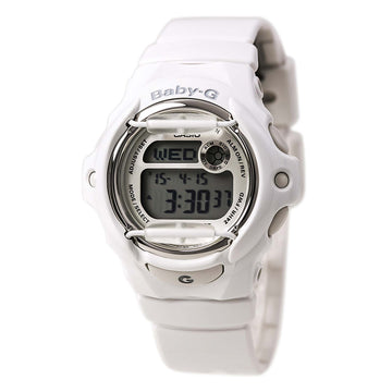 Casio Women's Digital Alarm Watch - Baby-G Dive Grey Dial Resin Strap | BG169R-7A