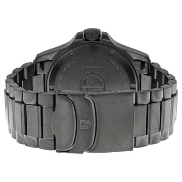 Luminox Men's Atacama Field Black Steel Watch - Swiss Black Carbon Fiber Dial | 1922