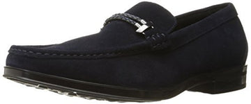 Stacy Adams 25067-410-090M Men's Nesbit Navy Slip On