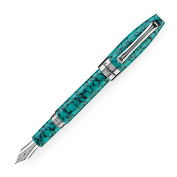 Montegrappa Fountain Pen - Fortuna Mosaico Barcelona