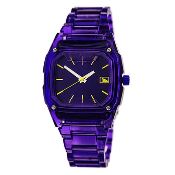 Freestyle 101989 Women's Purple Bracelet Quartz Shark Classic Candy Purple Dial Watch