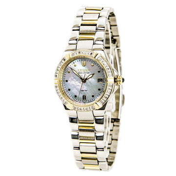 Citizen Women's Riva Diamond Watch EW0894-57D