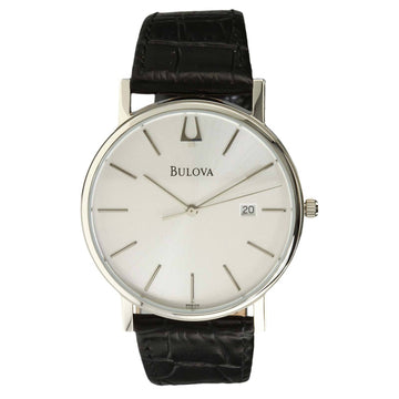 Bulova Men's Strap Watch 96B104