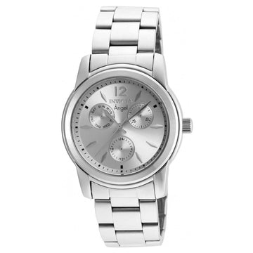 Invicta 21690 Women's Angel Silver Tone Dial Steel Bracelet Watch