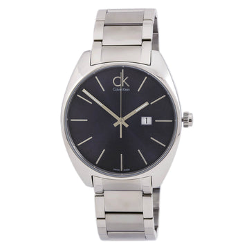 Calvin Klein K2F21161 Men's Exchange Steel Bracelet Swiss Watch
