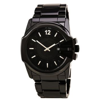 Diesel DZ1516 Men's Black Ceramic Bracelet Quartz Watch