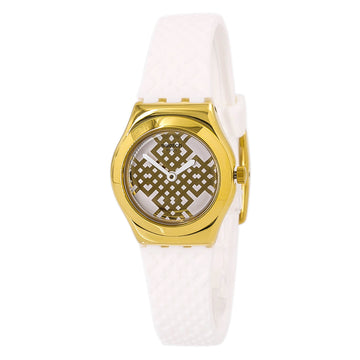 Swatch YSG149 A Traveler's Dream Women's Moucharabia Watch