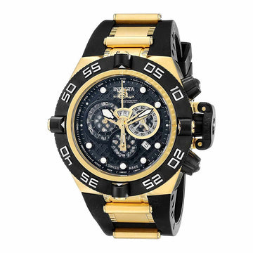 Invicta 6583 Men's Subaqua Noma IV Black Dial Chrono Dive Watch