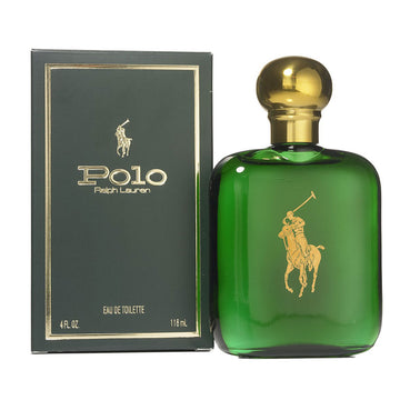 Ralph Lauren Men's Polo Eau de Toilette Spray, 4 oz
