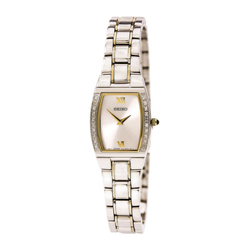 Seiko Women's 20 Diamond Watch SUJE81