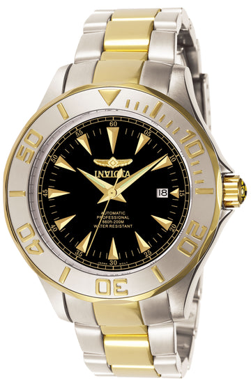 Invicta Men's Signature Automatic Two Tone 7037
