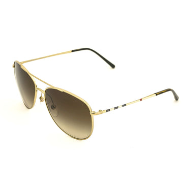 Burberry 0BE3072 118913 57 Women's Heritage Brown Sunglasses