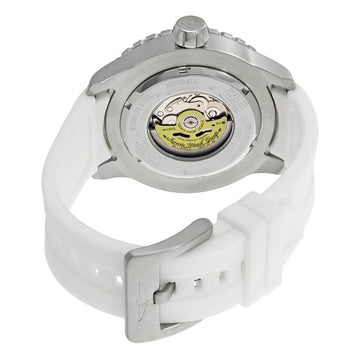 Invicta Men's Automatic Watch - Pro Diver White Silicone Strap | 23468