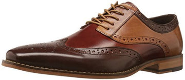 Stacy Adams 25092-249 Men's Tinsley Brown Multi Shoe